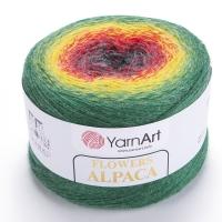 YarnArt Flowers Alpaca (Флаверс Альпака)